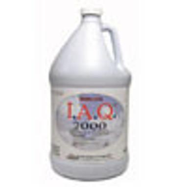 Fiberlock IAQ 2000 Disinfectant - 4 Gallons/Case