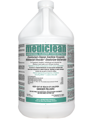 ProRestore Mediclean Germicidal Cleaner Concentrate - 1 Gallon - 221592905