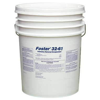 Fosters Clear Encapsulant 32-61 5 Gallon