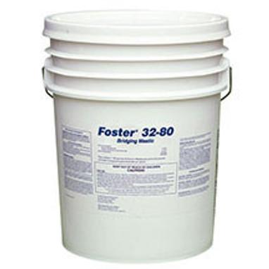 Fosters White Bridging Mastic 32-80 5 gallon