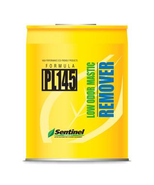 Sentinel PL145 Low Odor Mastic Remover 5 Gallon