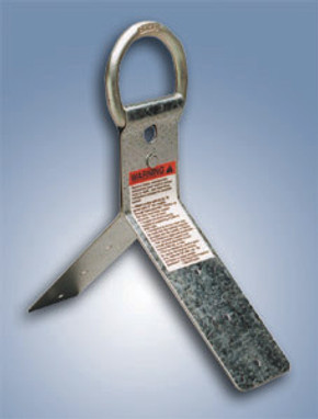 Miller Reusable Roof Anchor w/D Ring 10/Case RA15-1