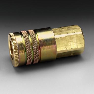 3M Socket W-3224-2/07158(AAD), 3/8 in Body Size, 3/8 in FPT, Industrial Interchange 2 EA/Case