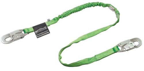 Miller 4 ft. HP Manyard w/2 Locking Snap Hooks -  216TWLS-Z7/4FTGN
