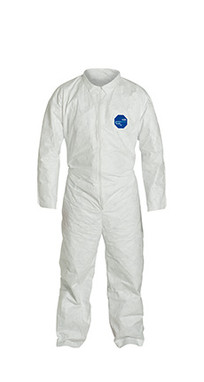 DuPont Tyvek® 400 White Coverall - TY120S WH NF