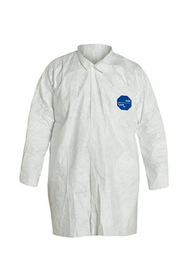 DuPont Tyvek® 400 White Lab Coat - TY210S WH