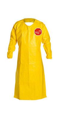 DuPont Tychem® 2000 Yellow Apron - QC278B YL