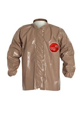 DuPont Tychem® 5000 Tan Jacket - C3670T TN JAMFIT