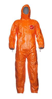 DuPont Tychem® 6000 Orange Coverall - TYFCHA 5T