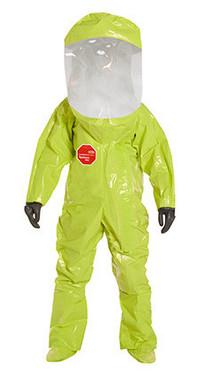 DuPont Tychem® 10000 Lime Yellow Training - TK586S LY