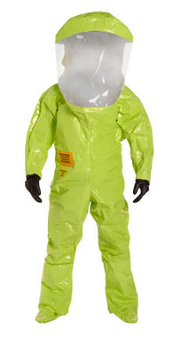 DuPont Tychem® 10000 Lime Yellow Training - TK587S LY
