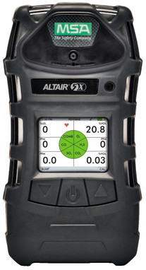 MSA ALTAIR 5X 10116929 Multigas Detector Color Display & Probe Kit [LEL, O2, CO, H2S, SO2]