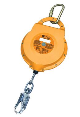 Miller 30 ft. Titan Cable Self-Retracting Lifeline TR30-Z7/30FT