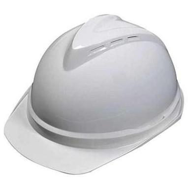 MSA Top-Gard White Staz-On Hard Hat - 454728