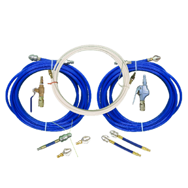Super Dryer Vent Cleaning System (with ¼ in airline fittings) - 1-SDV01