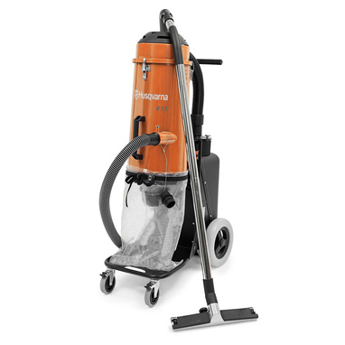 Husqvarna S13 Single Phase HEPA Dust Extractor Vacuum 120V - 967664001