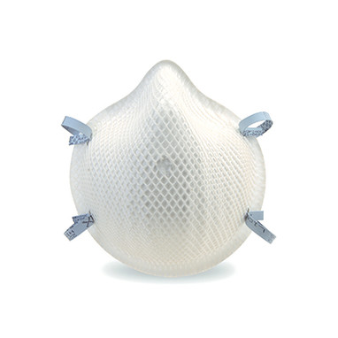 Moldex 2200N95 Series N95 Particulate Dust Disposable Respirator - 10/Pack