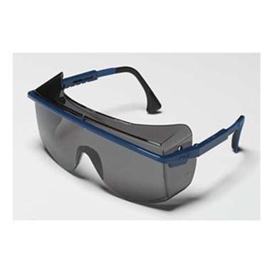 Uvex Astro OTG 3001 Blue Frame/Gray Lens Anti Fog - S2514C