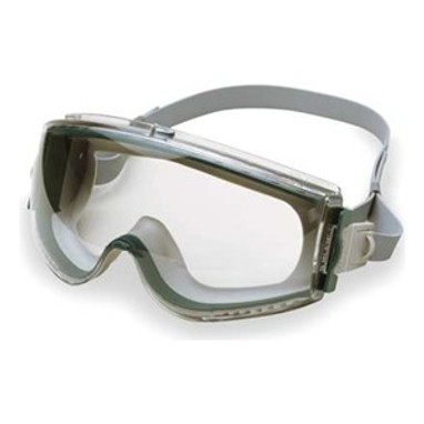 Uvex Stealth Impact/Chemical Anti-Fog Clear Goggles - S3960C