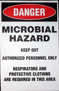 Mold Paper Signs/100 per Pack