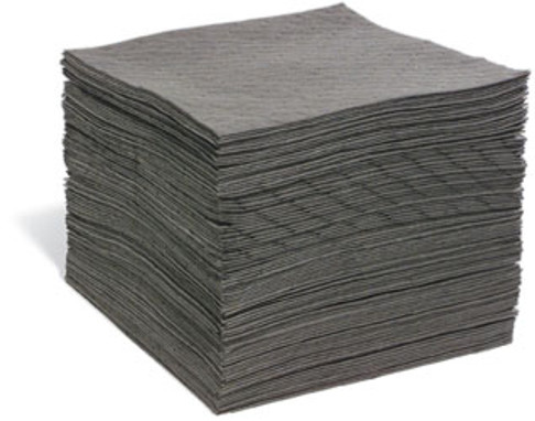 "Universal Absorbent Pads 15""x19"" 200/cs"
