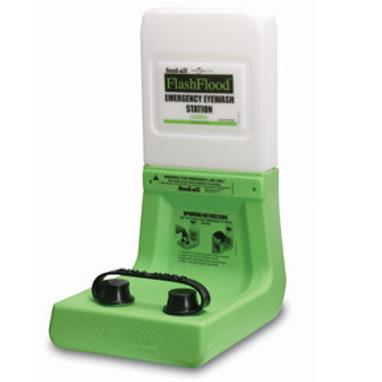 Fendall Flash Flood 1 Gallon Portable Eye Wash Station - 32-000400-0000
