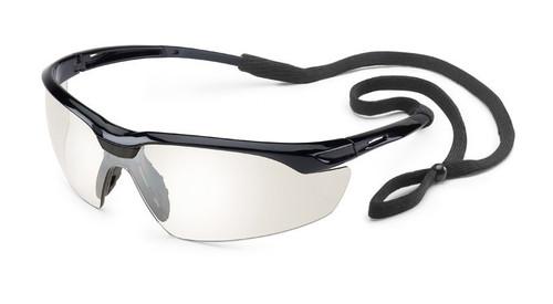 Gateway Conqueror® Black Frame/Clear Mirror Lens (28GB0M) Box of 10