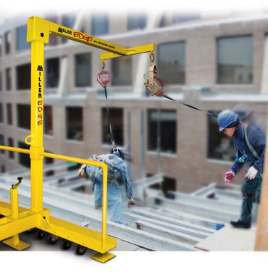 Miller Edge Fall Protection System - 9081/