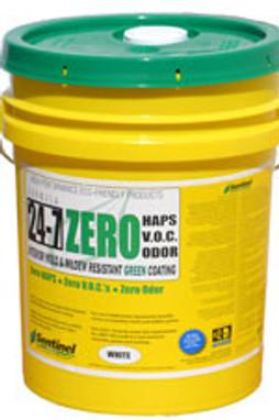 Sentinel 24-7 ZERO Antimicrobial Coating - White - 5 Gallon