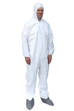Suntech Coverall With Hood & Boot SMP261 (L-4XL)