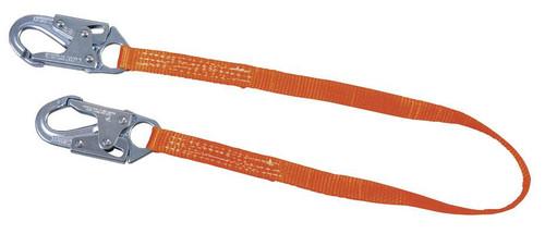 Miller Titan™ II 6 ft. Positioning Lanyard w/ Locking Snap Hook T9111W-Z7/6FTAF
