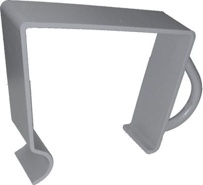 Dumpster Liner Clip Stainless Steel (Each)