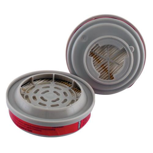 MSA Advantage Low Profile P100 Filter 2/pack - 815369