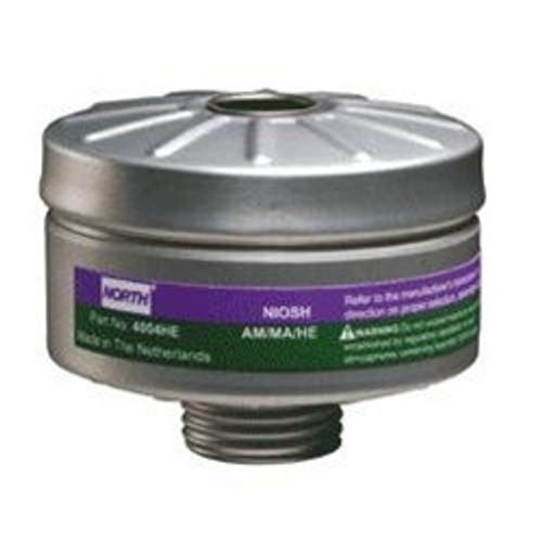 North by Honeywell PAPR Ammonia/Methylamine Filter 3/pack [4004HE]