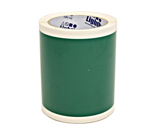 4 1/3 In. X 49 Ft. Gloss Polyester -  Green