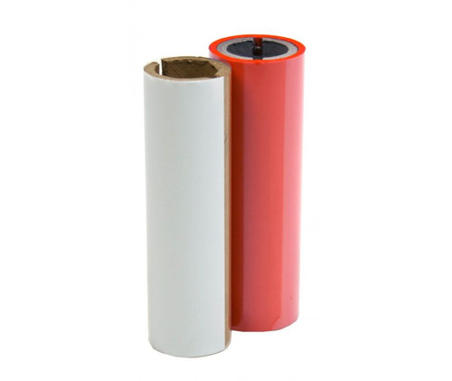 4 2/3 In. X 164 Ft. Durable Resin Ribbon -  Red -  Refill