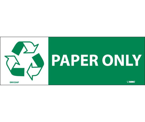 (Graphic) Paper Only 7.5X2.5 Ps Vinyl 5/Pk
