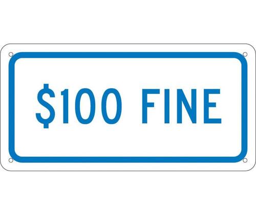 $100 Fine 6X12 .040 Alum