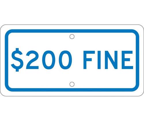 $200 Fine 6X12 .063 Alum