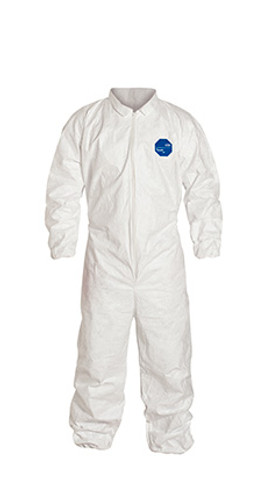 DuPont Tyvek® 400 White Coverall - TY125S WH NF