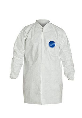 DuPont Tyvek® 400 White Lab Coat - TY216S WH
