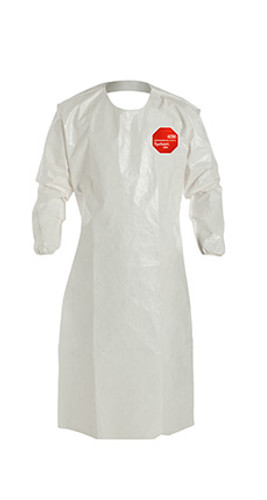DuPont Tychem® 4000 White Apron - SL278B WH
