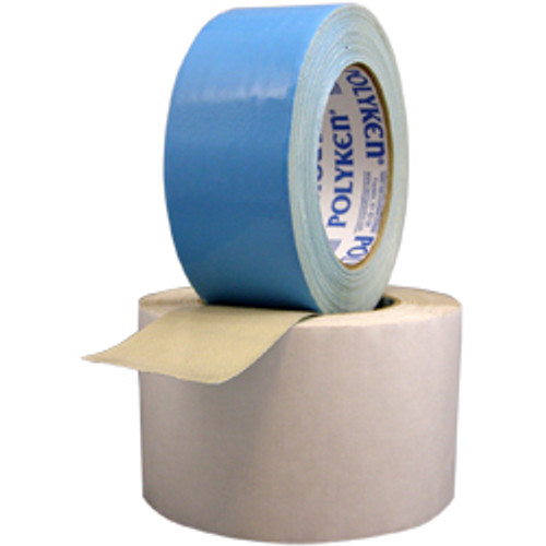"Nashua 105C 2""x37yd Double-Coated Cloth Carpet and Mounting Tape"