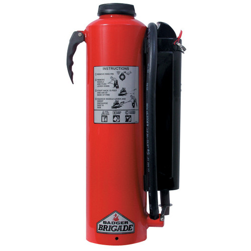 Badger Brigade 20 lb BC Fire Extinguisher - 66528