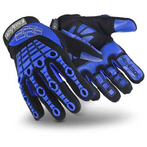 HexArmor Chrome Series 4024 Cut A8 Glove