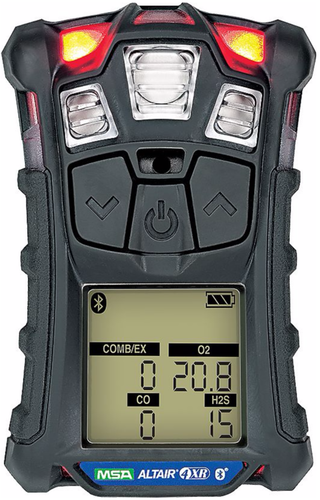 MSA ALTAIR 4XR Multigas Detector [LEL, O2, Co, H2S] - 10178557 - ON SALE