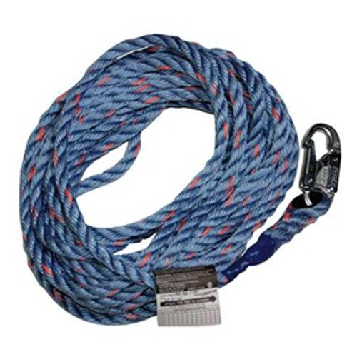 "Miller Titan 5/8"" Synthetic Rope Lifeline 25 ft. - 250 ft. (300L/)"