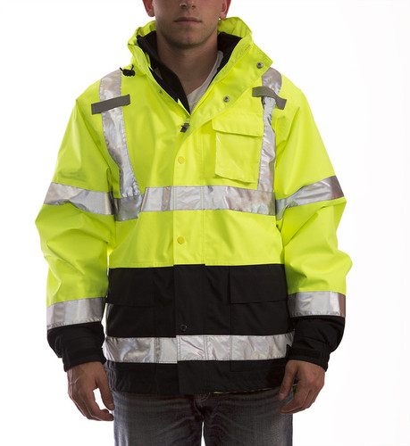 Tingley Icon 3.1™ Class 3 Winter Jacket with Removable Liner - J24172 [M-5X]
