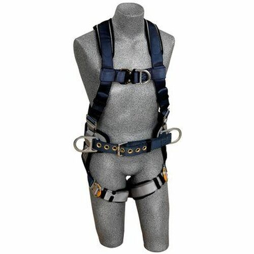 3M DBI-SALA  ExoFit Construction Style Positioning/Climbing Harness 1108975 Large