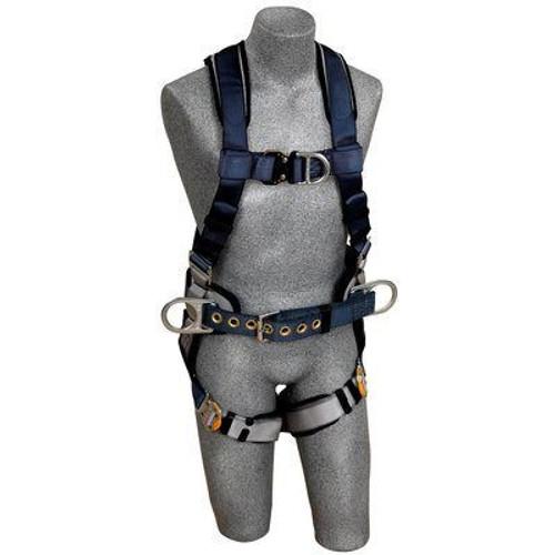 3M DBI-SALA  ExoFit Construction Style Positioning/Climbing Harness 1108977 Small